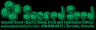 סייקרד סידס - Sacred Seeds