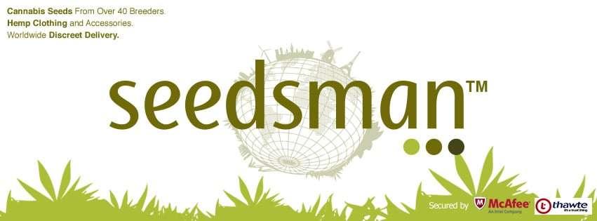 רכישת זרעים ב-Seedsman